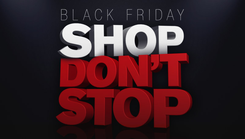Win $4,000 Cash for your Black Friday Shopping Spree!